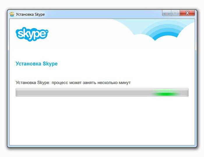 скачать бесплатно скайп на виндовс 7 установка