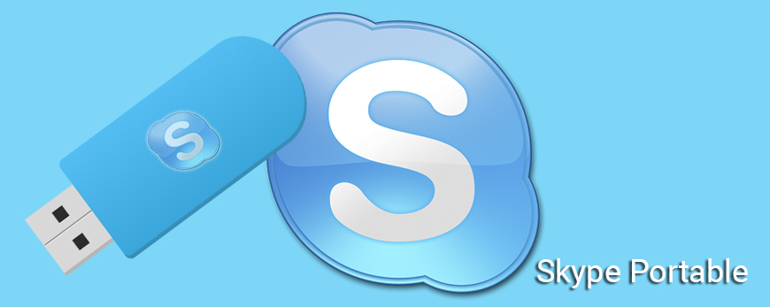 реклама skype portable